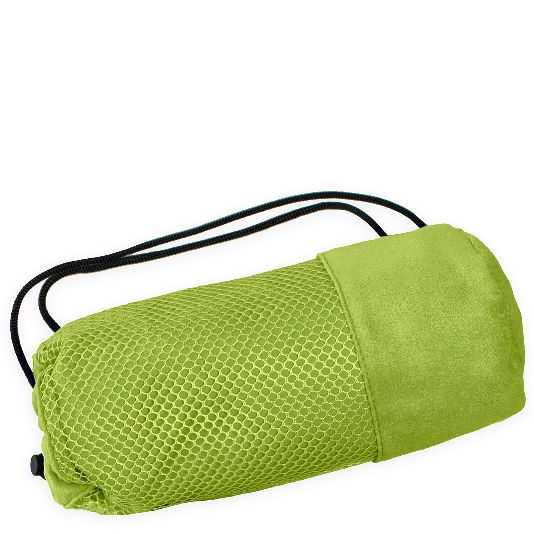 osuška FITNESS BAG zelená